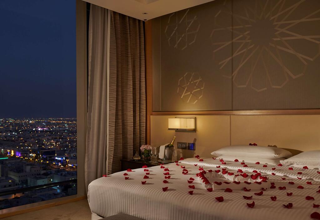 افخم فنادق الرياض للعرسان