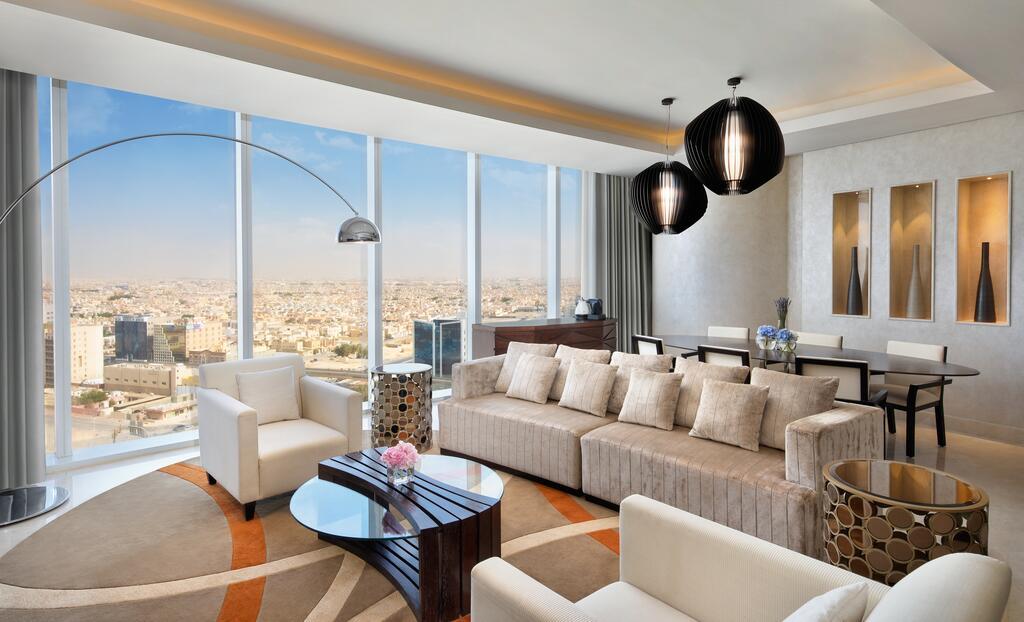 فندق Burj Rafal Riyadh, a Marriott International Hotel