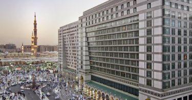 فنادق المدينة المنورة امام الحرم