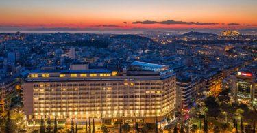 أفخم فنادق أثينا
