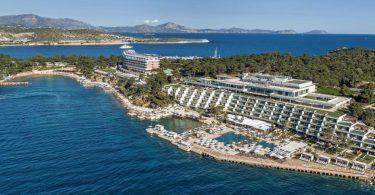 فنادق اثينا على البحر