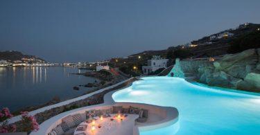 فنادق جزيرة ميكونوس