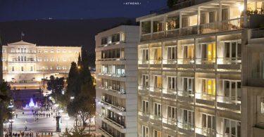 فنادق مدينة أثينا