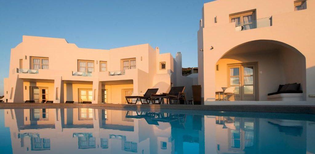 فنادق سانتوريني المسافرون العرب
