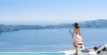 فنادق سانتوريني مع مسبح خاص